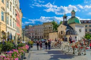 Kraków zyska system informacji owolnych miejscach parkingowych