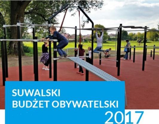 Suwałki, budżet obywatelski na 2017 r.: Głosowanie rozpoczęte