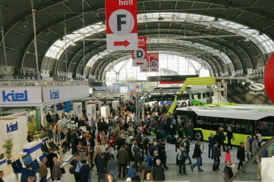 Międzynarodowe Targi Transportu Zbiorowego TRANSEXPO już w październiku w Targach Kielce