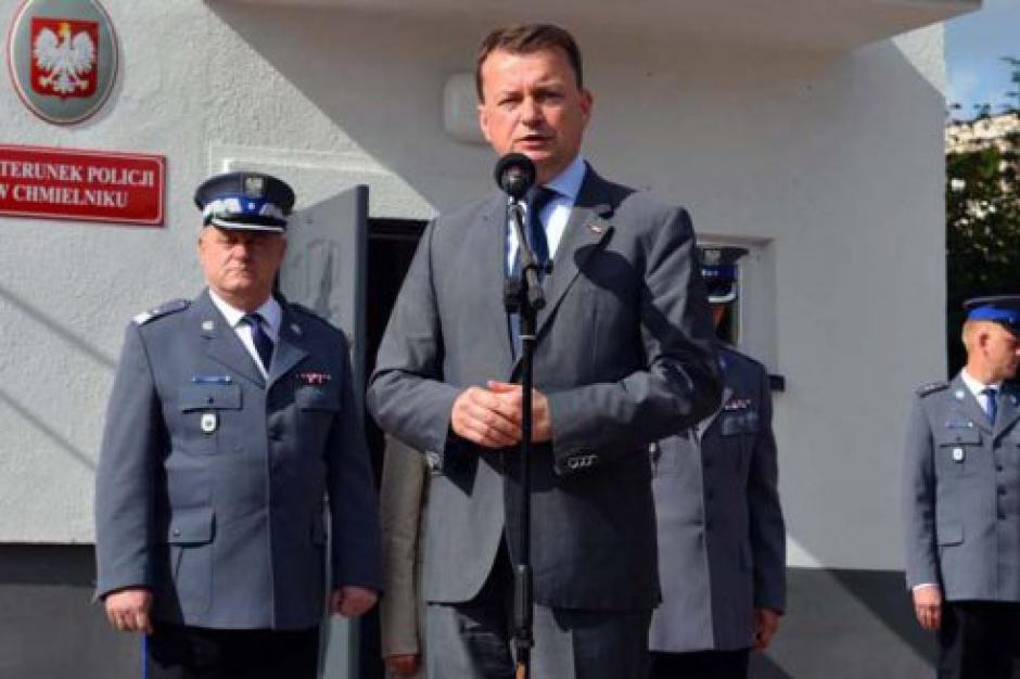Na Podkarpaciu przywróconych zostanie pięć posterunków policji