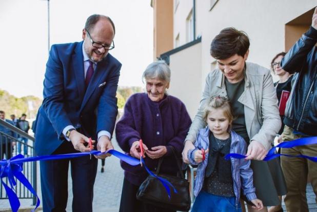 Gdańsk dba obudownictwo komunalne