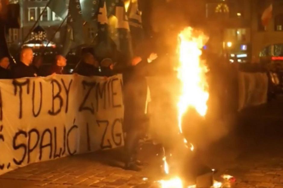 Wrocław: Ruszył proces ws. spalenia kukły żyda