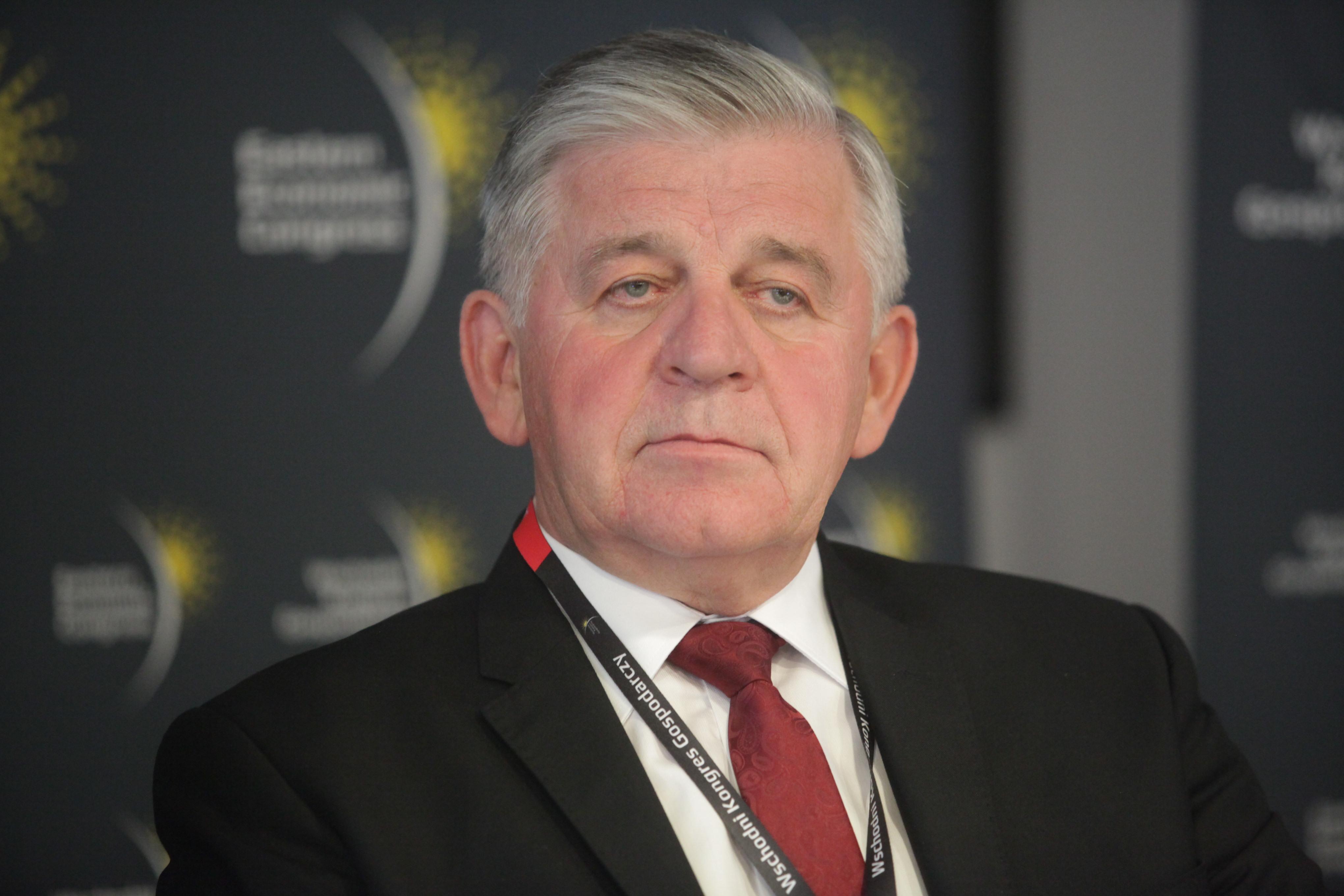 Sławomir Sosnowski, marszałek województwa lubelskiego. (fot. PTWP)