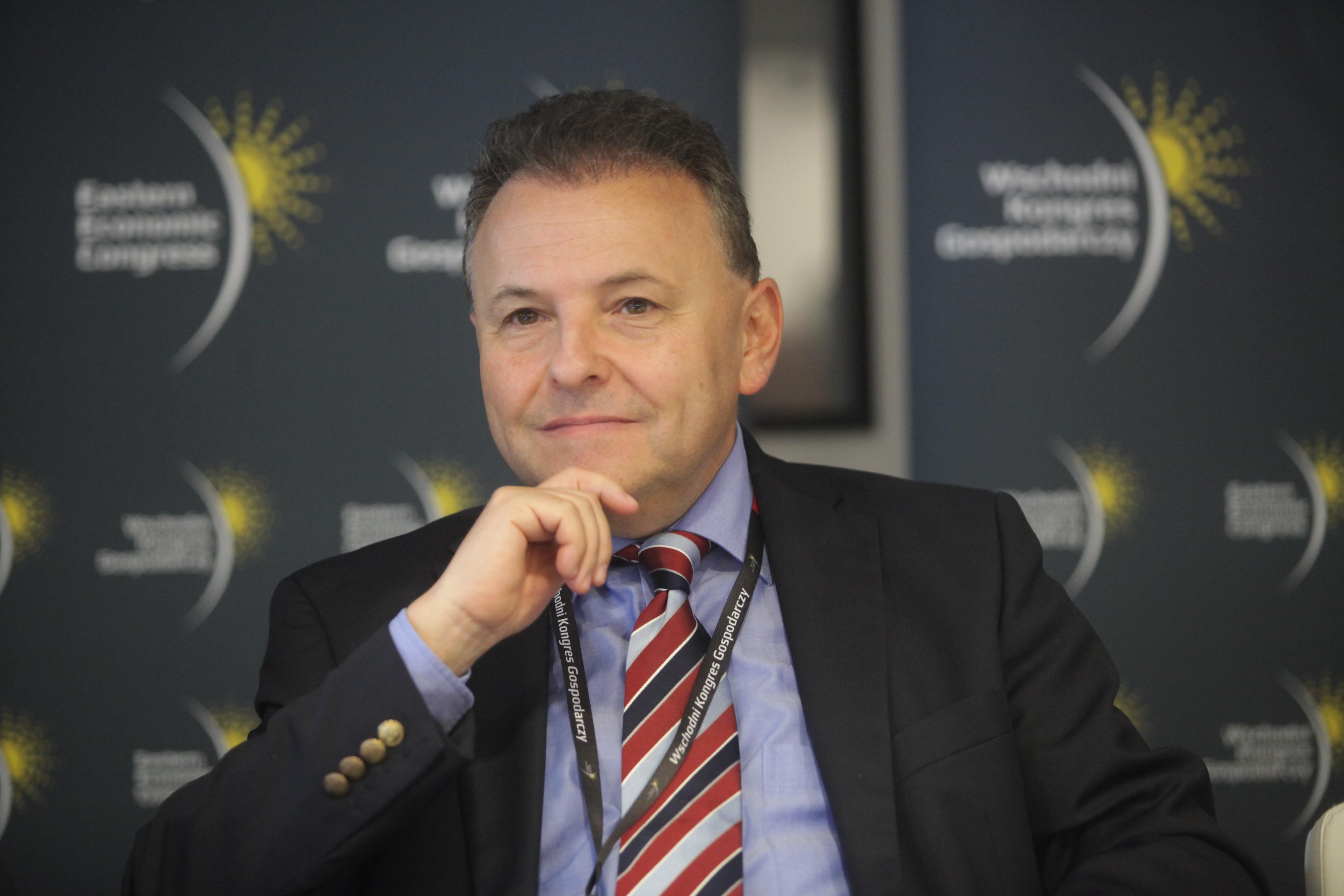 Witold Orłowski, główny doradca ekonomiczny PwC. (fot. PTWP)