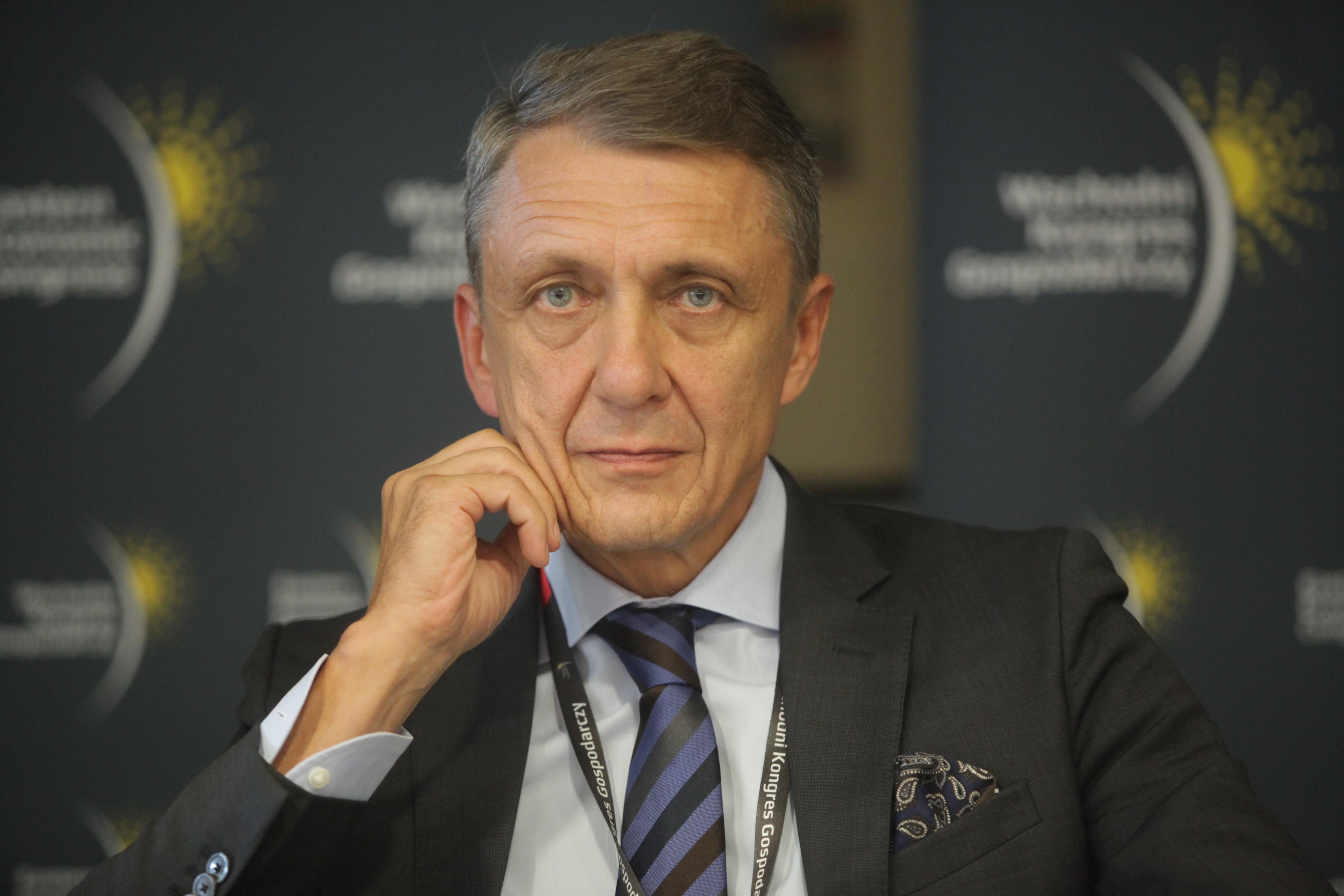 Jan Maćkowiak, marszałek województwa świętokrzyskiego. (fot. PTWP)