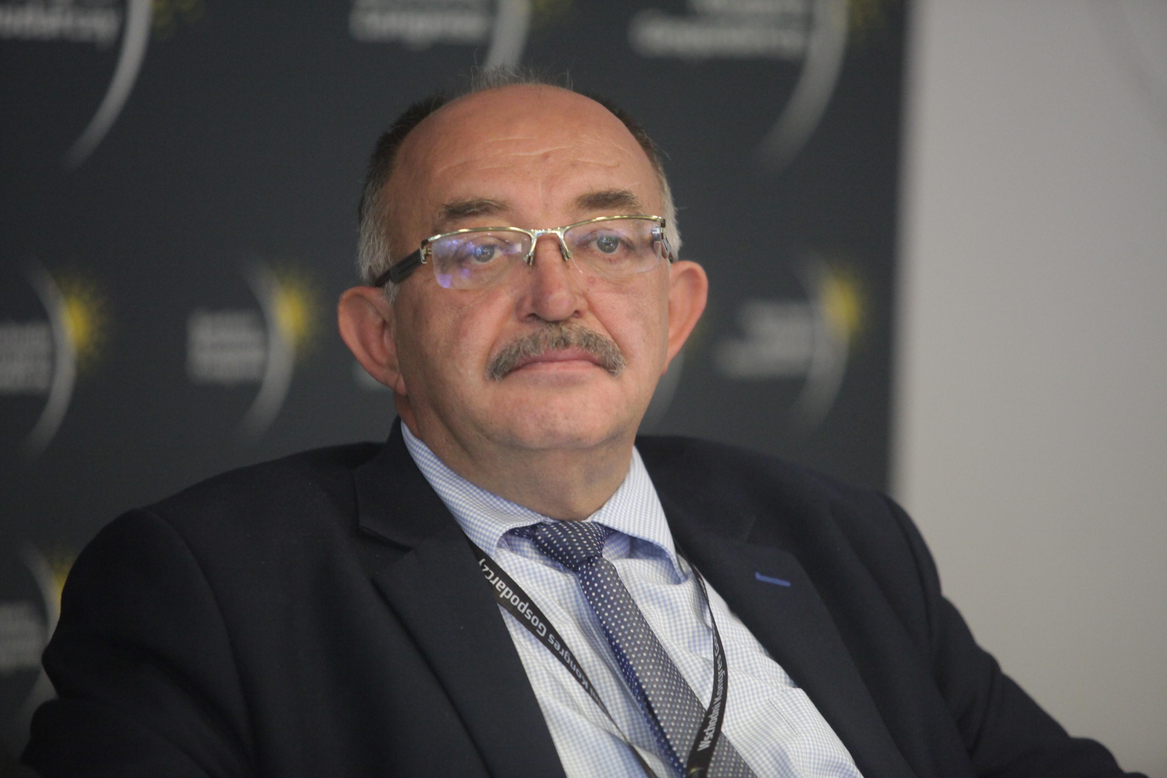 Miron Sycz, wicemarszałek województwa warmińsko-mazurskiego. (fot. PTWP)