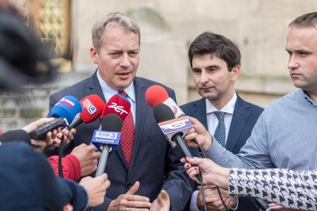 Opóźnienie w tworzeniu metropolii, spowodowane przez obecny rząd, skrytykował również marszałek województwa śląskiego (fot.slaskie.pl)