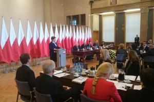 Morawiecki będzie miał problemy z koordynacją resortów?