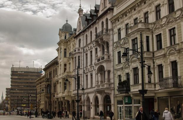 Łódź przyjęła Gminny Program Rewitalizacji 2026+