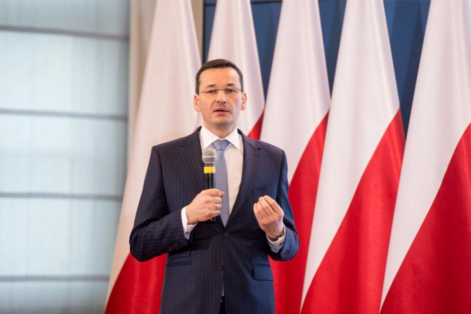 Mateusz Morawiecki oficjalnie nowym ministrem finansów