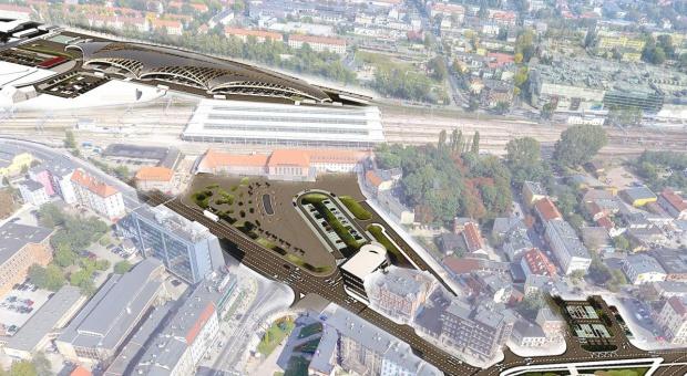 Projekt ten ma się opierać na wybranej z końcem czerwca br. wstępnej koncepcji projektowej (fot.mat.prasowe)