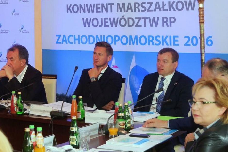 Konwent Marszałków: Marszałkowie przeciw zmianom w systemie wdrażania PROW