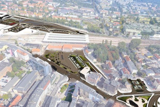 Gliwice: Nowe centrum przesiadkowe w 2020 r.