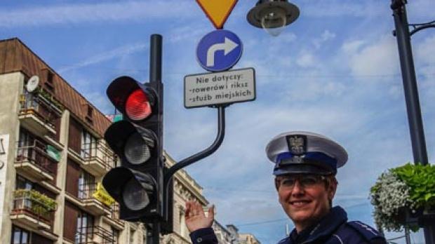 Park kulturowy: Mniej znaków na ulicach centrum Łodzi