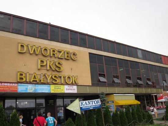 Białystok: Powstanie nowy dworzec PKS i galeria handlowa