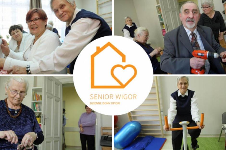 Międzynarodowy Dzień Osób Starszych: Domy senior-wigor powinny być w każdym mieście