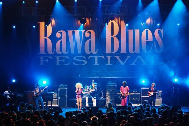 36. Rawa Blues Festival w katowickim Spodku