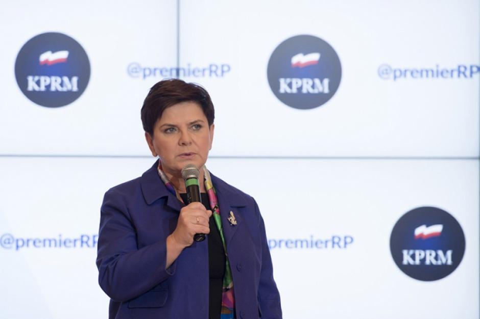 Premier Szydło: Kadencyjność samorządów powinna być ograniczona