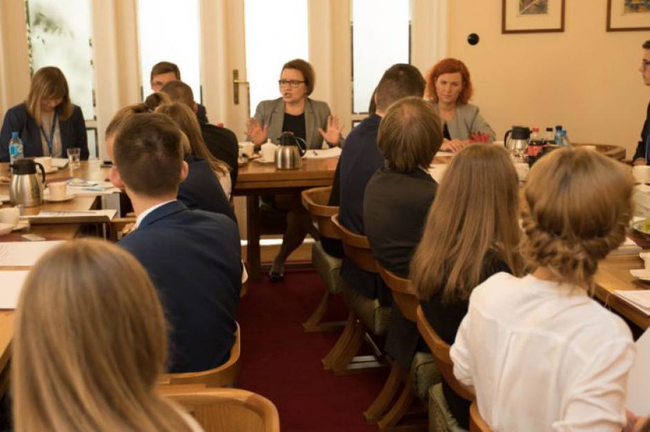 Rada Dzieci i Młodzieży przy MEN, reforma oświaty: Młodzież będzie doradzać Zalewskiej