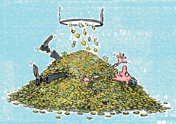 Zarobki Polaków: Sektor publiczny płaci lepiej niż prywatny