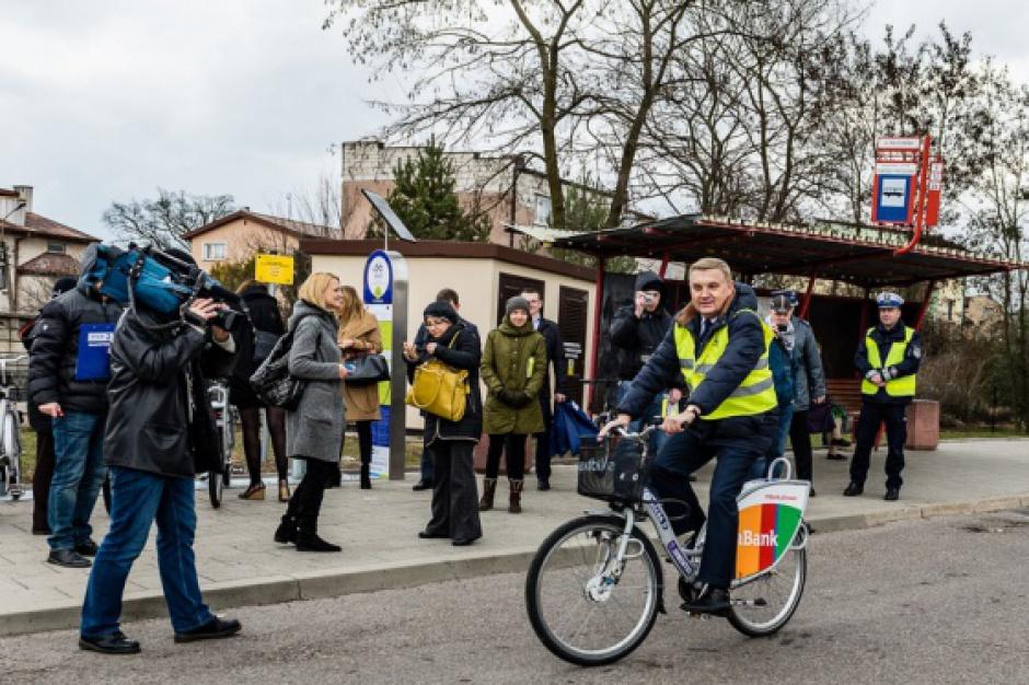 Białystok: Rower miejski okazał się sukcesem, będzie rozbudowa systemu