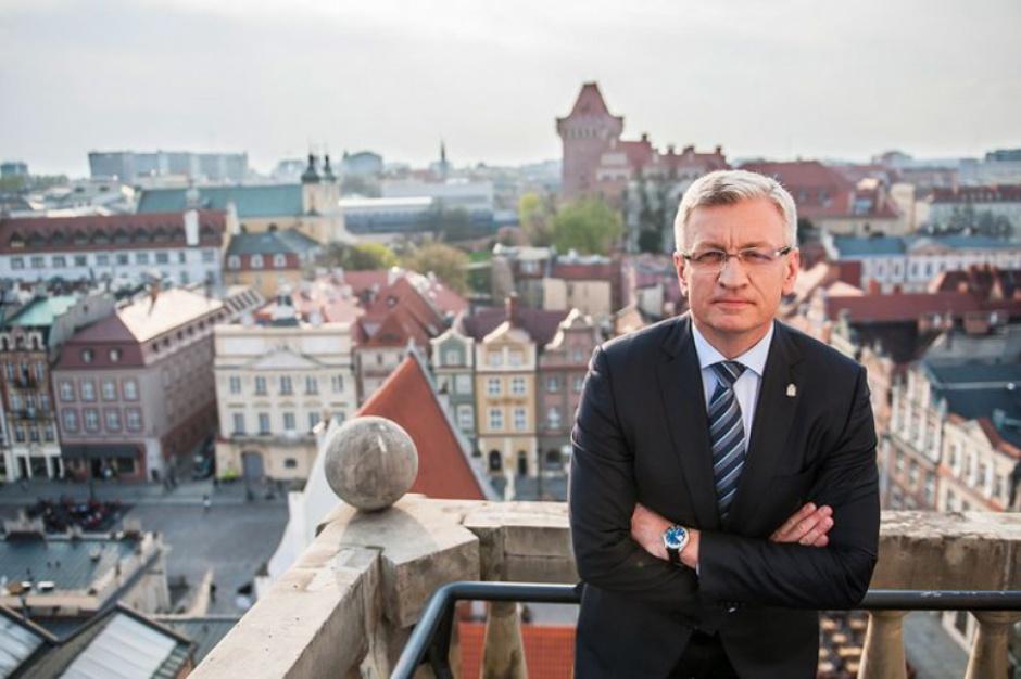 Poznań, czarny protest: Prezydent chce wyjaśnień od policji