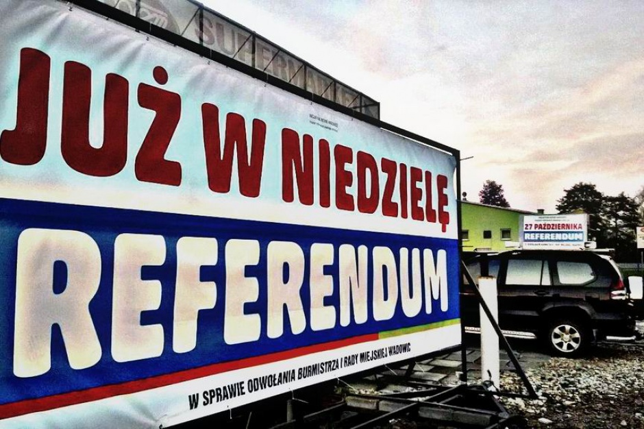 """Refendum odwoławcze w Warszawie? Co tydzień masowo """"odwołujemy"""" wójtów i burmistrzów, udało się tylko trzy razy"""
