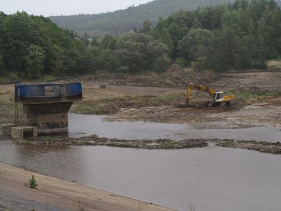 Zalew w Sulistrowicach: Remont zbiornika i zapory w masywie Ślęży uchroni 11 miejscowości