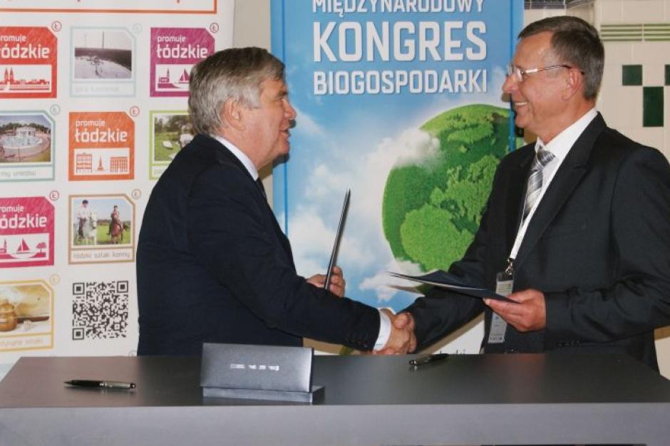 Przedstawiciele ośmiu województw podpisali Łódzką Deklarację Bioregionów