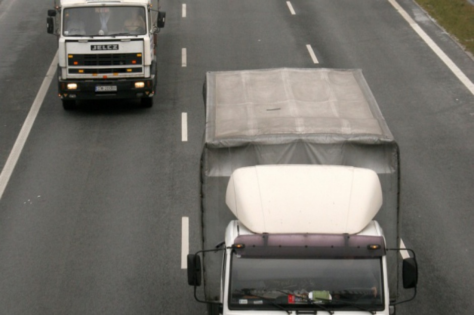 Ustawa o transporcie drogowym: Powstaje nowy rejestr. Potrzebne dane ze starostw