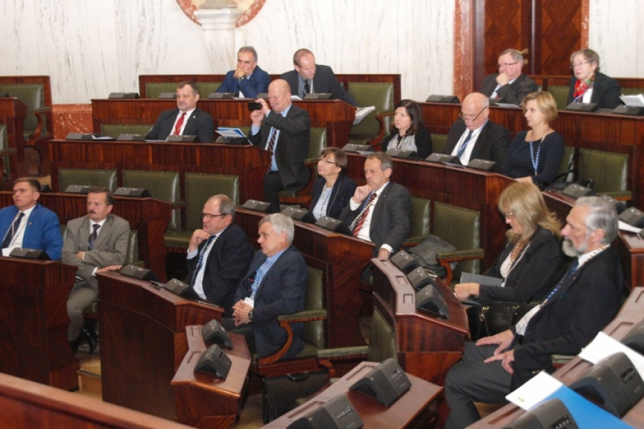 Sejmik Sejmików Wojewódzkich. 550 radnych będzie wspólnie obradować