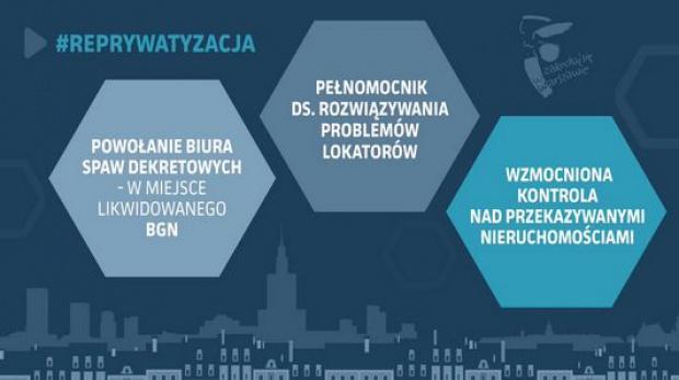 W celu wzmocnienia ochrony mieszkańców budynków objętych roszczeniami Gronkiewicz-Waltz podpisała także zarządzenie zwiększające kontrolę nad przekazywanymi nieruchomościami (fot.um.warzawa.pl)