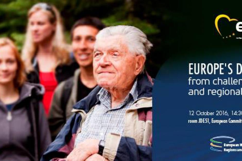 Europejski Tydzień Regionów i Miast w Brukseli. Polityka regionalna na warsztat