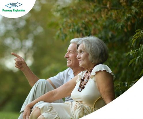 Przewozy Regionalne, bilety: Zniżki dla seniorów 60+ dzięki REGIO Senior