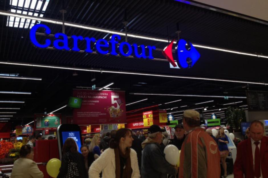 Warszawa: Carrefour tworzy klasę patronacką