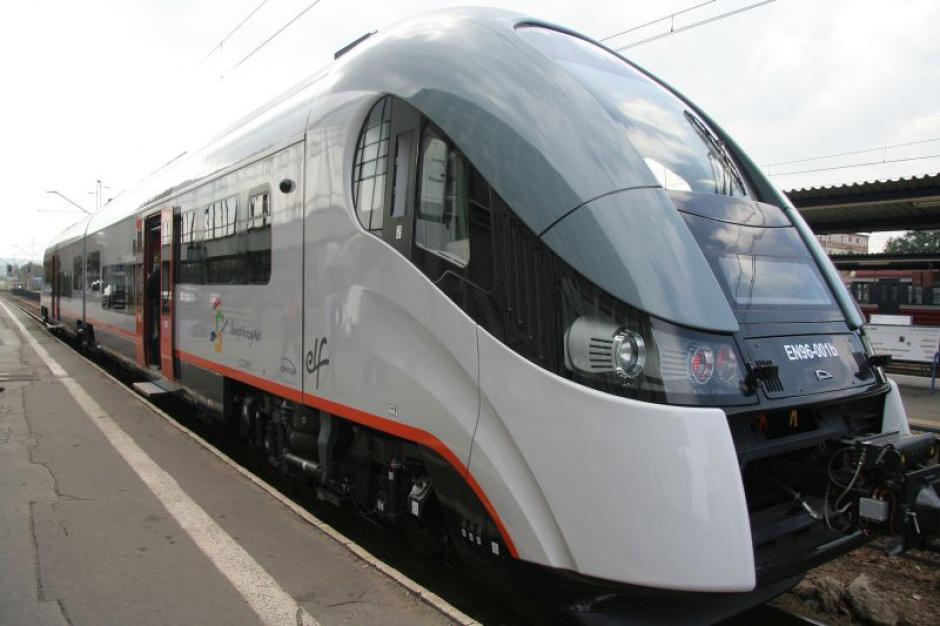 Świętokrzyskie: Marszałek sprzeda pociągi kupione za unijne pieniądze