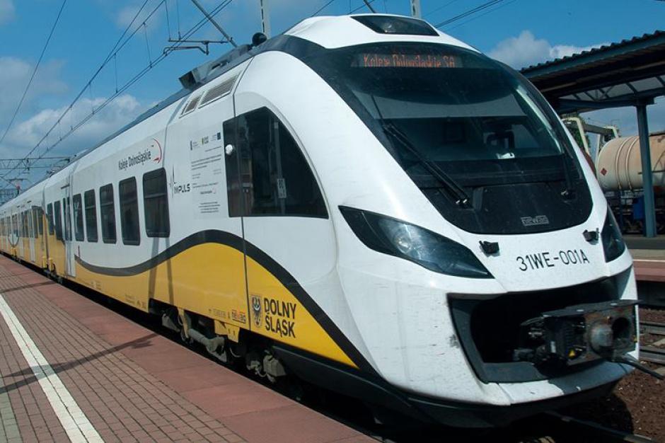 Koleje Dolnośląskie kupią 11 nowych pociągów elektrycznych