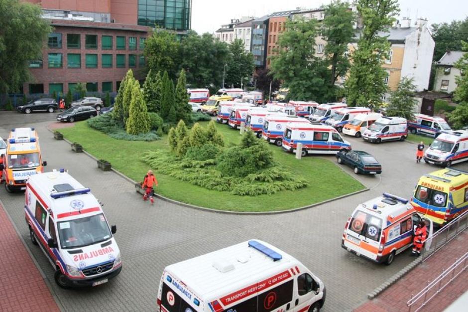 Kraków: Zaostrza się konflikt w Krakowskim Pogotowiu Ratunkowym