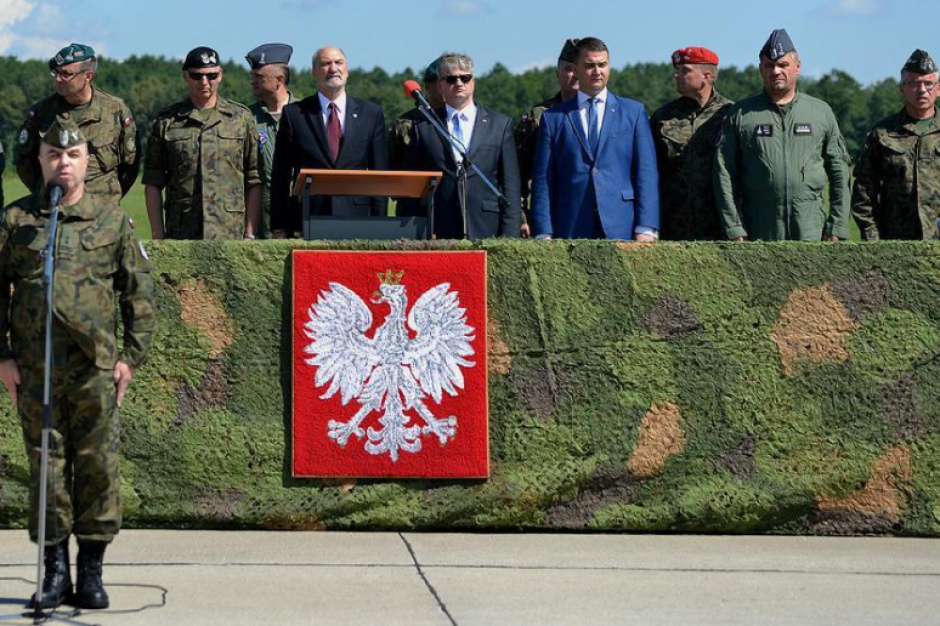 Wojska Obrony Terytorialnej mają przeciwdziałać operacjom specnazu