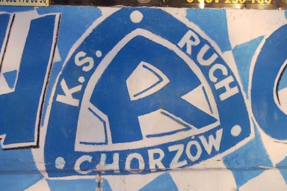 Ruch Chorzów: Logo klubu zastawione przez bank. Gminna spółka kieruje sprawę do prokuratury