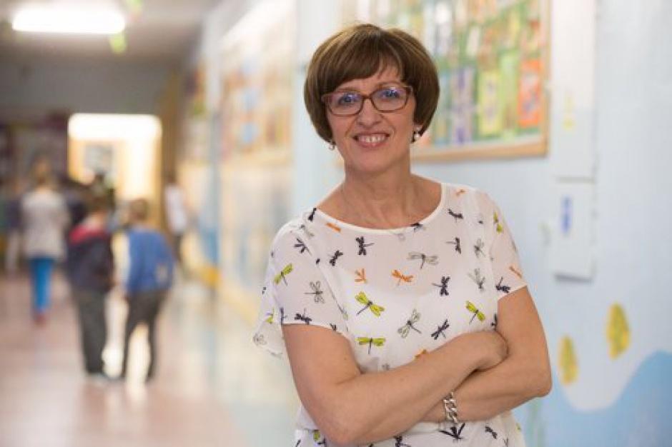 Jolanta Okuniewska, Mistrzowie Kodowania: Nowe technologie zmieniają rolę nauczyciela