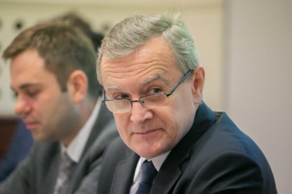 Gliński: Multimodalne centrum logistyczne powinno powstać w Łodzi