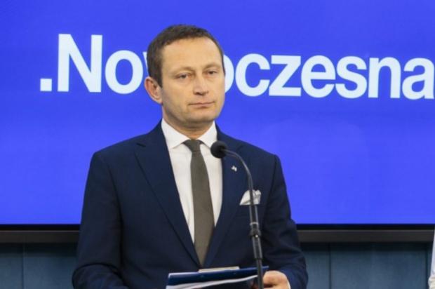 Paweł Rabiej, fot. Nowoczesna/twitter