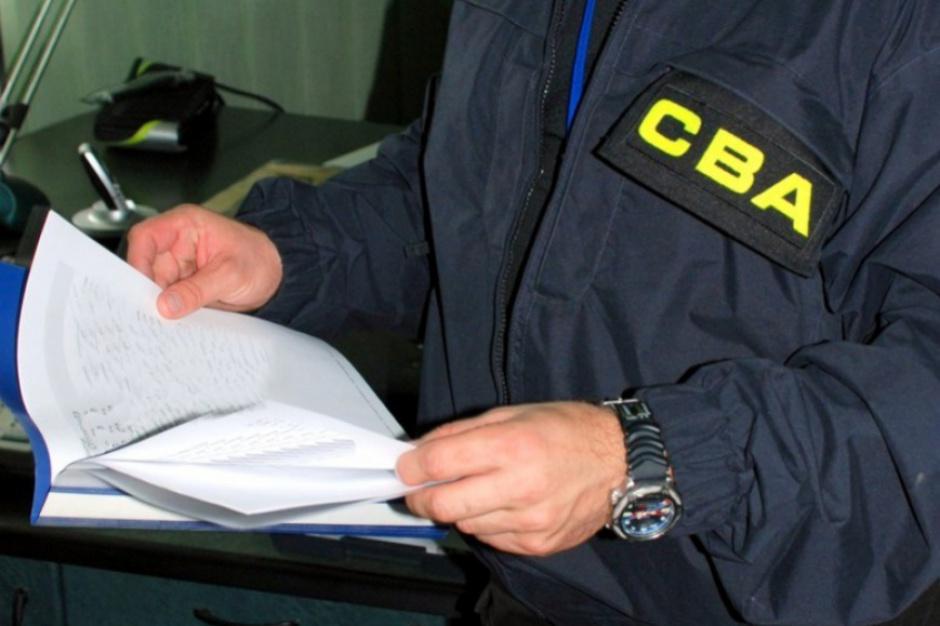 CBA, Wielkopolska: Nieprawidłowości w oświadczeniach majątkowych członka zarządu regionu