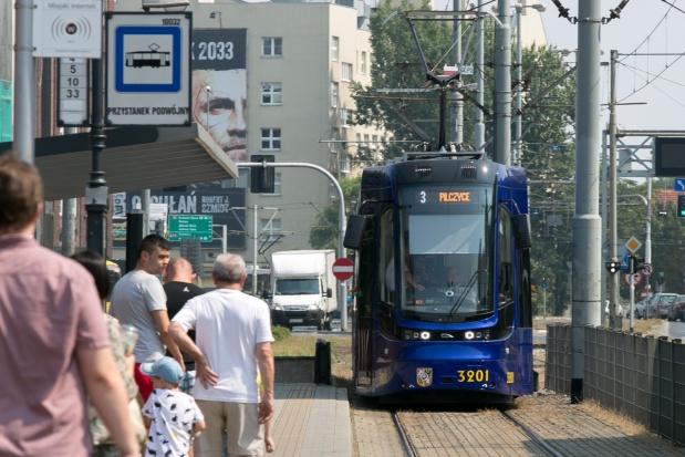 Wrocław inwestuje miliony w komunikację miejską