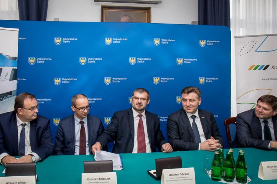 Województwo śląskie i Koleje Śląskie chcą kupić od Pesy 19 nowych pociągów