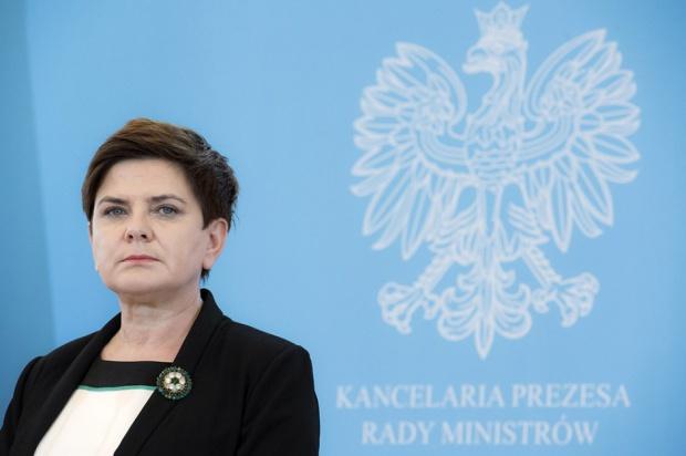 Premier Szydło zdecydowała ws. podwyżek opłat za wodę