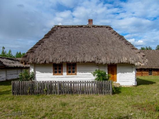 W Murzynowie pod Płockiem muzeum codziennego życia nadwiślańskiej wsi