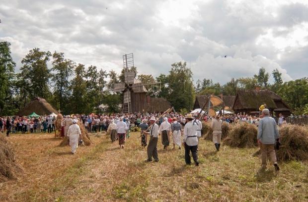 Wszystkie prace - zgodnie z harmonogramem - mają zakończyć się do końca 2018 roku (fot.muzeumrolnictwa.pl)