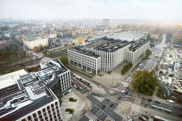 Warszawa, Kraków, Wrocław, Łódź, Katowice, Trójmiasto: Gdzie powstaje najwięcej biur?